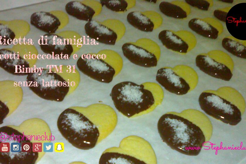 Biscotti cioccolato e cocco (ricetta di famiglia preparata con Bimby TM31)_05