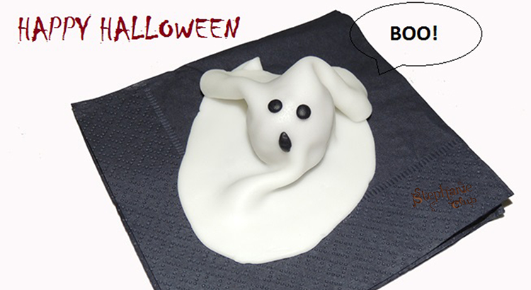 Fantasmini cake pops - Ricette di Halloween