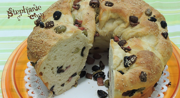 Torta Angelica salata - senza lattosio