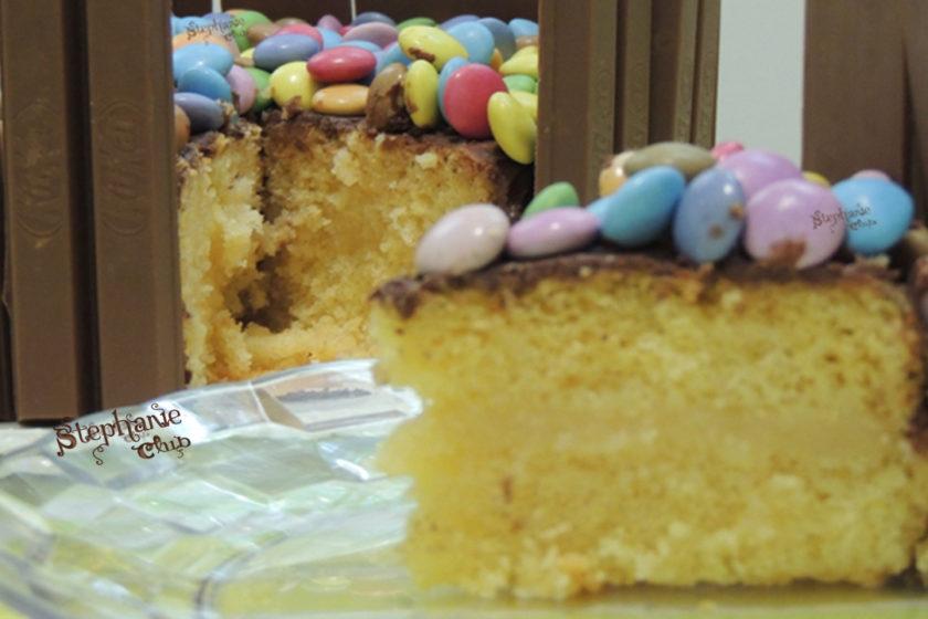 KitKat & Smarties Cake - La torta snack che spopola sul web