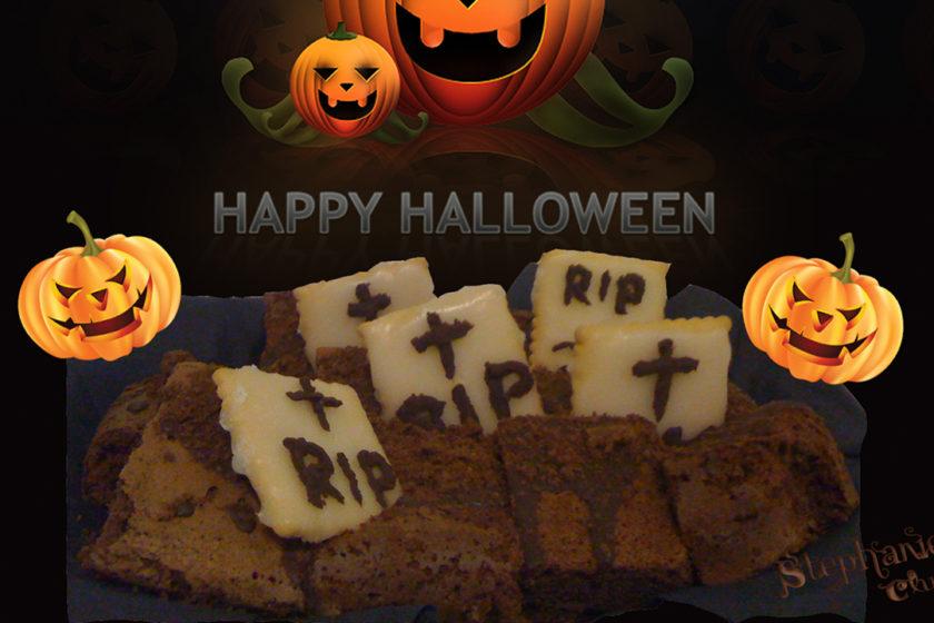 Il cimitero di Halloween - Ricette di Halloween