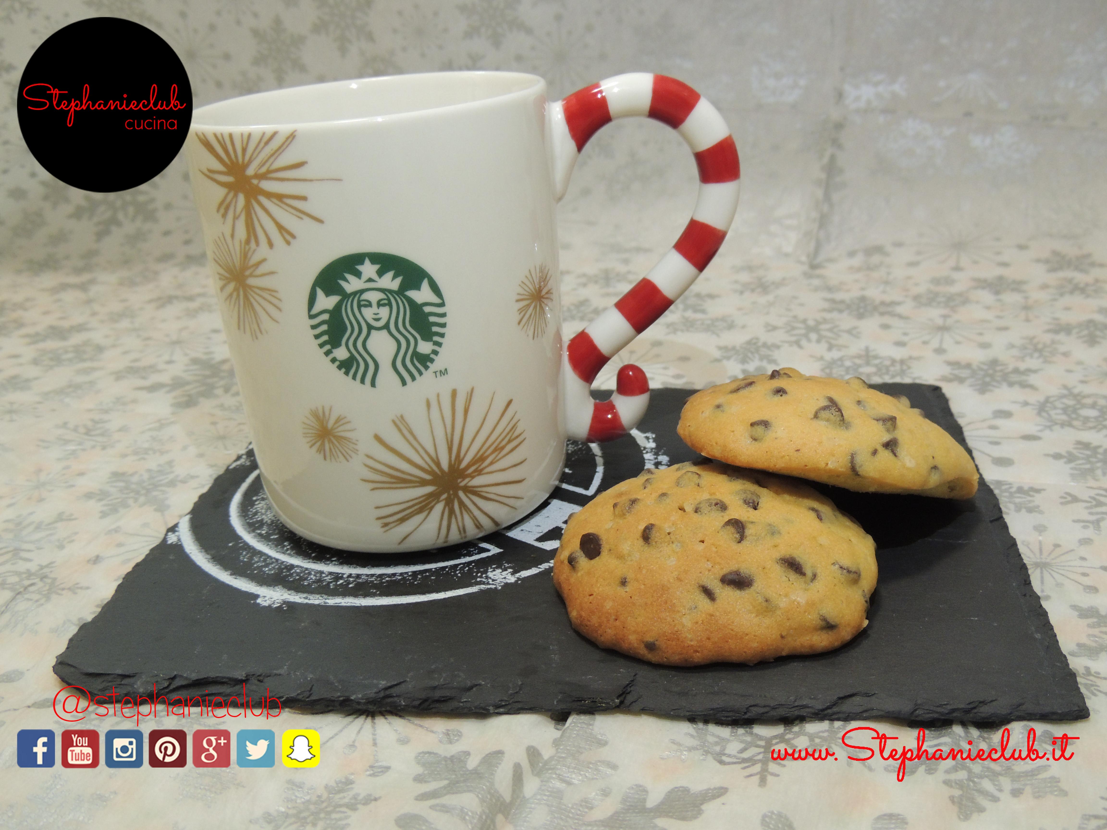 American Cookies lactose free - senza lattosio - ricetta di Natale_03