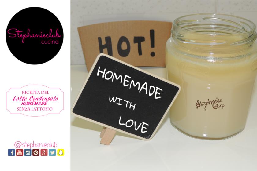 Latte condensato - Homemade - senza lattosio - Ricetta facile e veloce