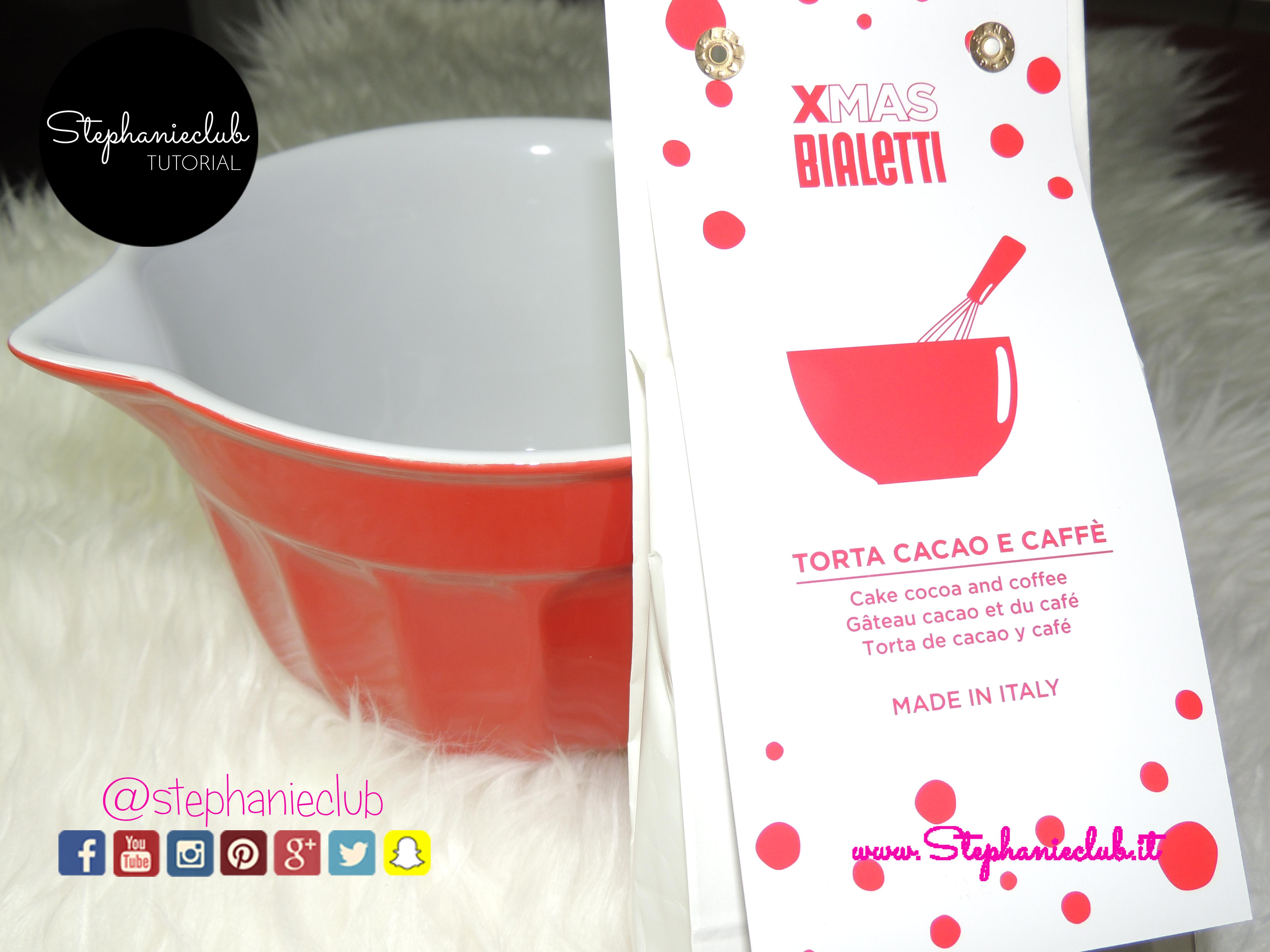 Torta Cioccolato e Caffè Bialetti - senza lattosio_03