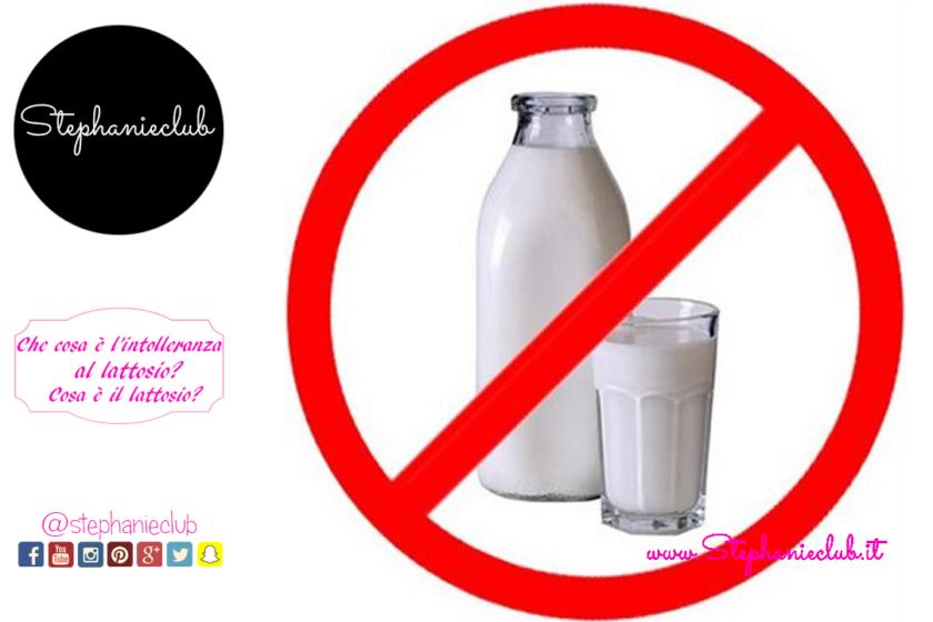 Che cosa e' l'intolleranza al lattosio? Cosa e' il lattosio?