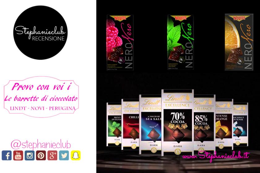 Recensione Cioccolato Fondente - Novi - Perugina - Lindt