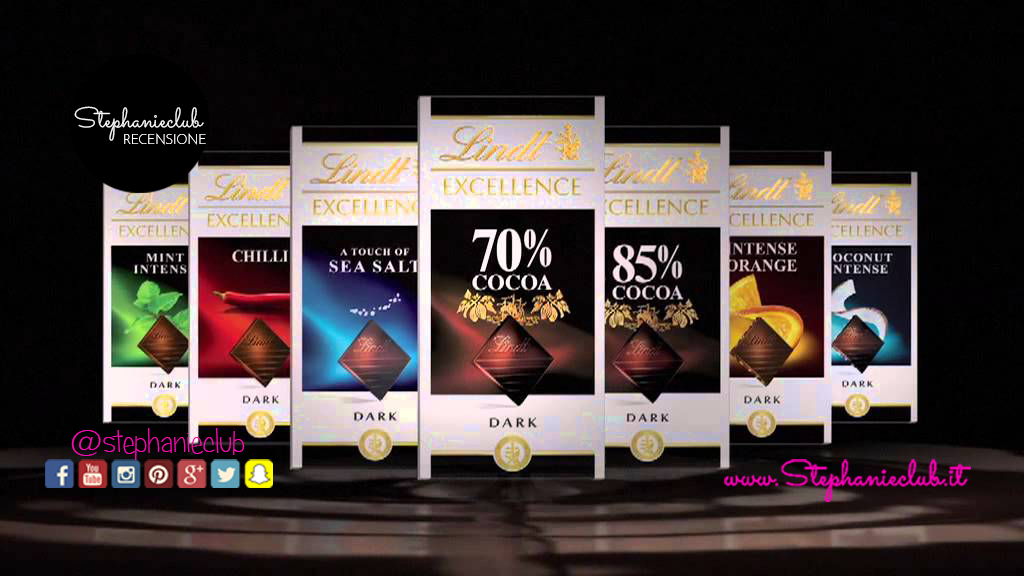 Recensione Cioccolato Fondente - Novi - Perugina - Lindt_02