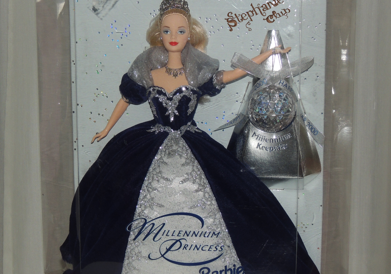 Millennium Princess Barbie Mattel