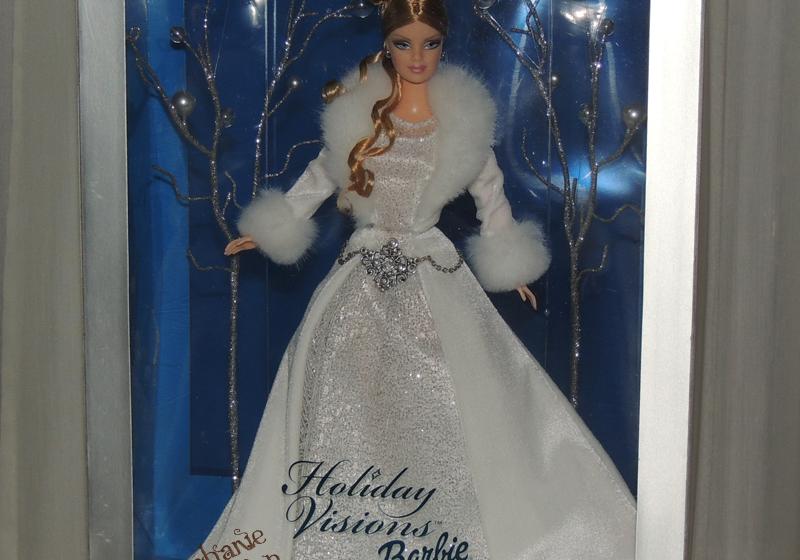 Winter Fantasy Barbie 2003 Mattel