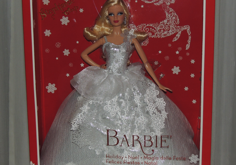 2013 Holiday Barbie Mattel