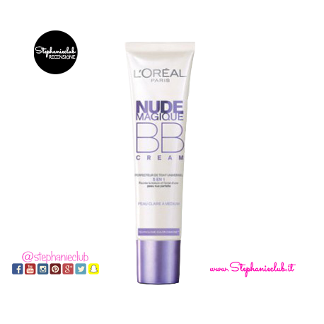 Recensione - Nude Magique BB Cream L'Oréal Paris_02