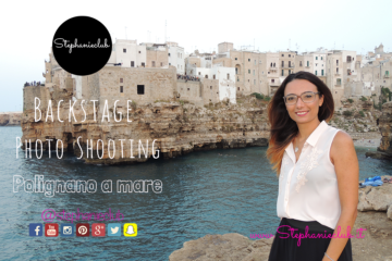 Backstage - Photo Shooting a Polignano a mare