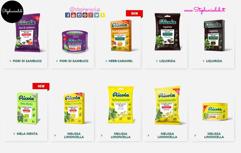 Le caramelle svizzere a base di erbe officinali - Recensione caramelle Ricola_03