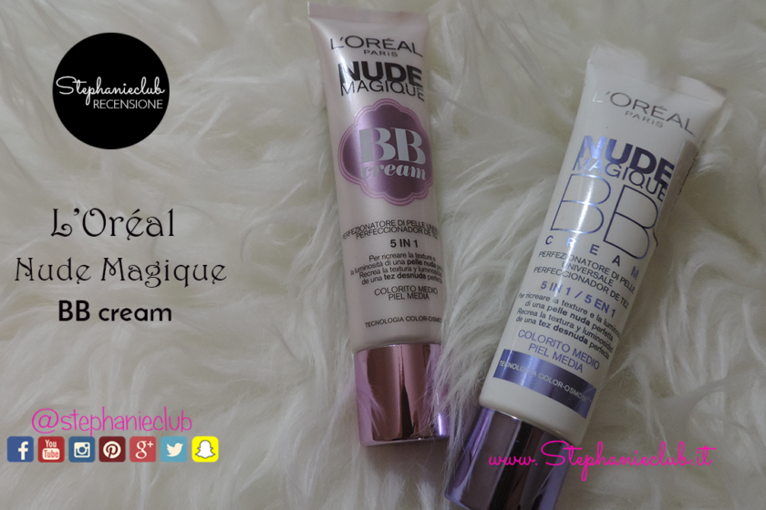 Recensione - Nude Magique BB Cream L'Oréal Paris