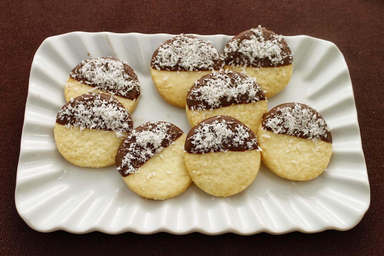 Biscotti cioccolato e cocco (ricetta di famiglia preparata con Bimby TM31)_03
