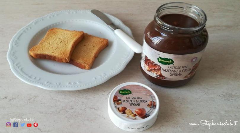 Recensione Hazelenut & Cocoa Spread – Crema spalmabile senza lattosio – LIDL_03
