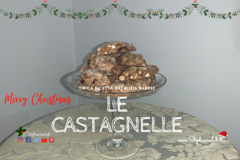 LE CASTAGNELLE - tipica ricetta natalizia barese