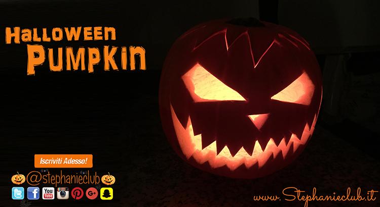 Halloween Pumpkin – Jack-o'-lantern – Come intagliare una zucca – Ricette di Halloween