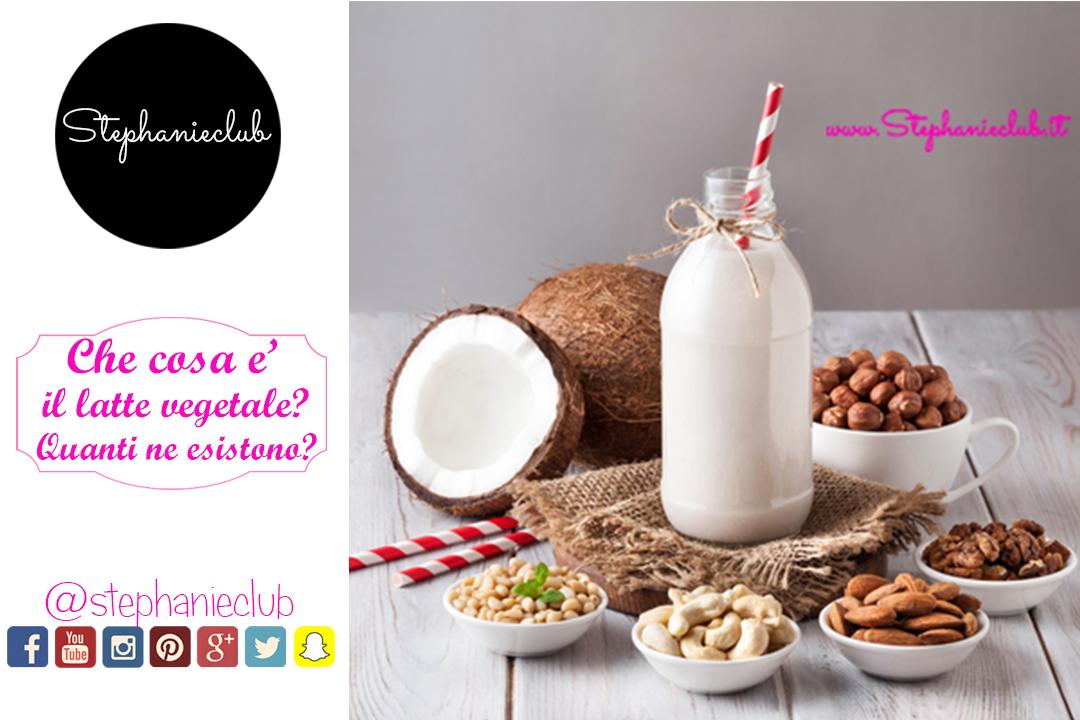 Che cosa e' il latte vegetale? Quanti ne esistono?