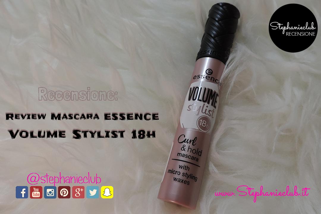 Recensione Mascara Essence Volume Stylist 18h