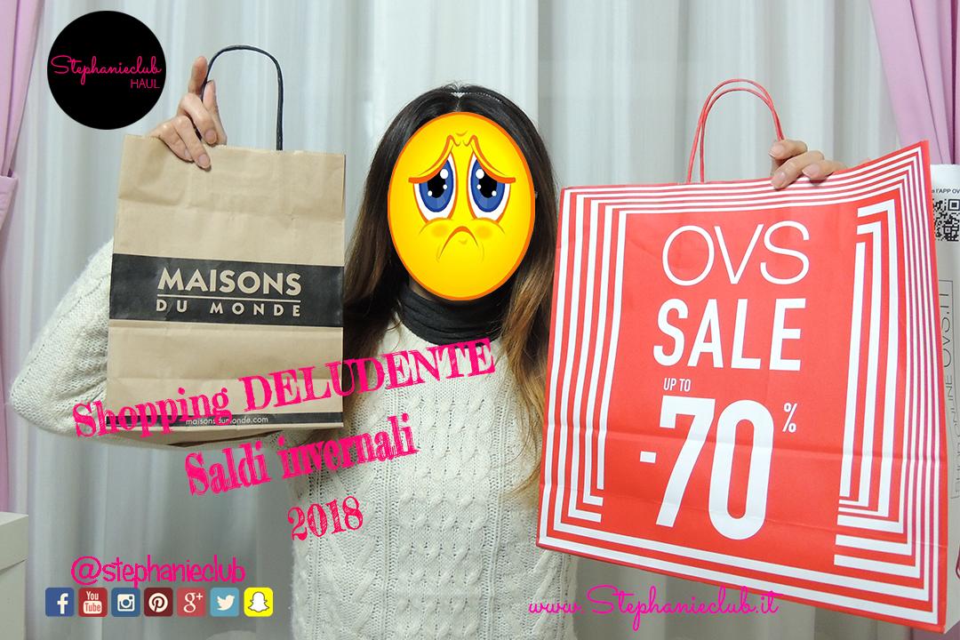 Shopping DELUDENTE – Saldi invernali 2018